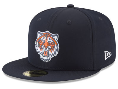 Detroit Tigers New Era MLB Kids Batting Practice Prolight 59FIFTY Cap