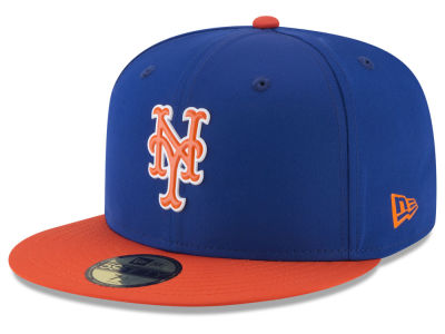 New York Mets New Era MLB Kids Batting Practice Prolight 59FIFTY Cap