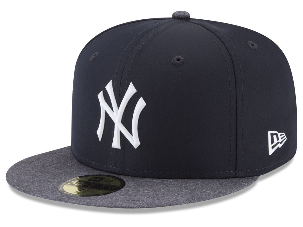 New York Yankees New Era MLB Kids Batting Practice Prolight 59FIFTY Cap  35630de7491