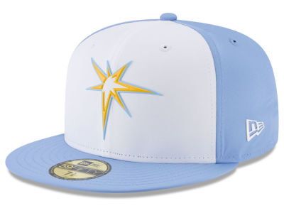 Tampa Bay Rays New Era MLB Kids Batting Practice Prolight 59FIFTY Cap