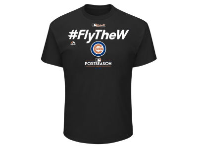 Chicago Cubs 2017 MLB Men's Division Series Locker Room T-Shirt