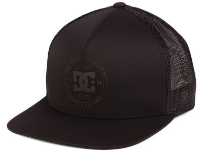 DC Shoes Breather Snapback Cap