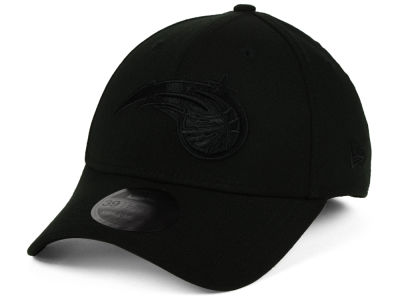 Orlando Magic New Era NBA Blackout 39THIRTY Cap