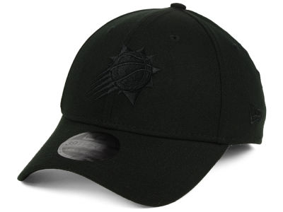 Phoenix Suns New Era NBA Blackout 39THIRTY Cap
