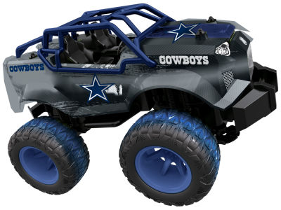 Dallas Cowboys R/C Monster Trucks