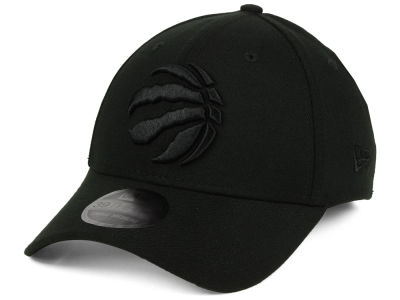 Toronto Raptors New Era NBA Blackout 39THIRTY Cap