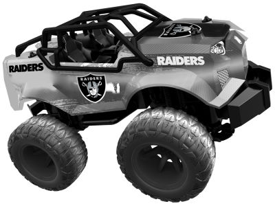 Oakland Raiders R/C Monster Trucks