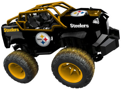 Pittsburgh Steelers R/C Monster Trucks