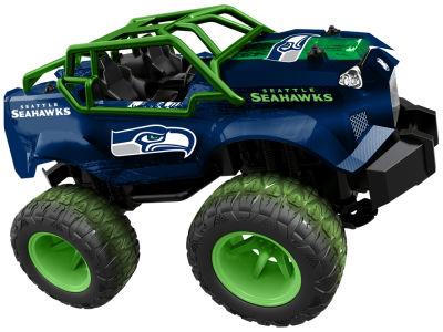 Seattle Seahawks R/C Monster Trucks