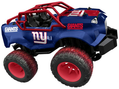 New York Giants R/C Monster Trucks