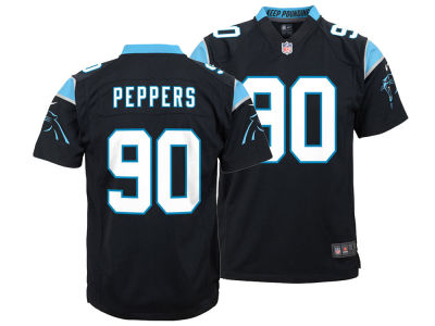 Carolina Panthers Julius Peppers Nike NFL Youth Game Jersey