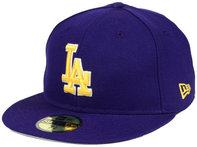 Los Angeles Dodgers New Era MLB Custom Twisted 59FIFTY Cap