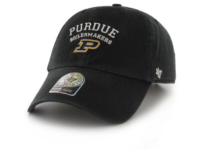 Purdue Boilermakers '47 NCAA Fullback CLEAN UP Cap
