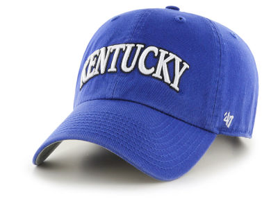 Kentucky Wildcats '47 NCAA Vintage Wordmark '47 CLEAN UP Cap