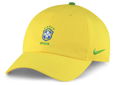 Brazil Nike 2018 World Cup Core Adjustable Cap