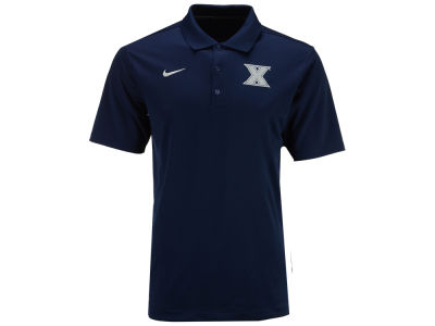Xavier Musketeers NCAA Men's Varsity Team Logo Polo