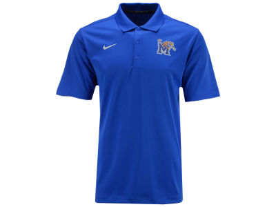 Memphis Tigers Nike NCAA Men's Varsity Team Logo Polo