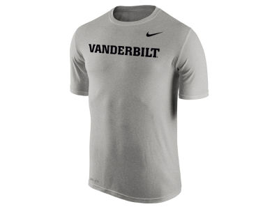 Vanderbilt Commodores Nike NCAA Men's Dri-Fit Legend Wordmark T-Shirt