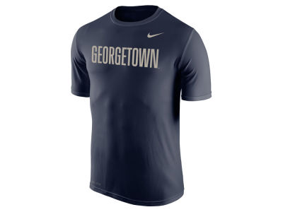 Georgetown Hoyas Nike NCAA Men's Dri-Fit Legend Wordmark T-Shirt