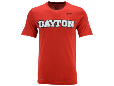 Dayton Flyers Nike NCAA Men's Dri-Fit Legend Wordmark T-Shirt
