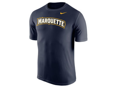 Marquette Golden Eagles Nike NCAA Men's Dri-Fit Legend Wordmark T-Shirt