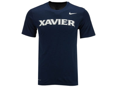 Xavier Musketeers Nike NCAA Men's Dri-Fit Legend Wordmark T-Shirt