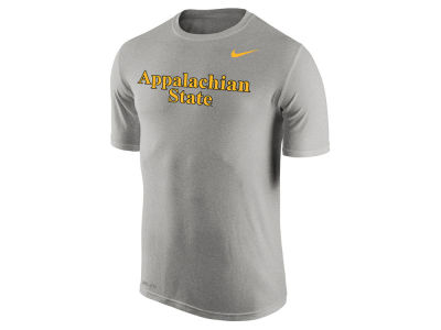 Appalachian State Mountaineers Nike NCAA Men's Dri-Fit Legend Wordmark T-Shirt