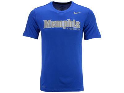 Memphis Tigers Nike NCAA Men's Dri-Fit Legend Wordmark T-Shirt