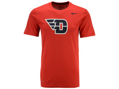 Dayton Flyers Nike NCAA Men's Dri-Fit Legend 2.0 Logo T-Shirt