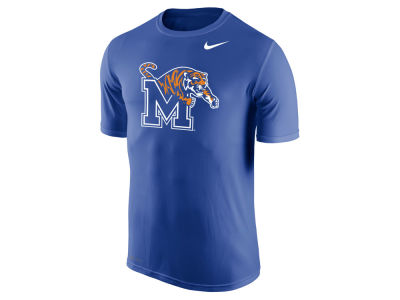 Memphis Tigers Nike NCAA Men's Dri-Fit Legend 2.0 Logo T-Shirt