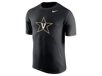Vanderbilt Commodores Nike NCAA Men's Dri-Fit Legend 2.0 Logo T-Shirt