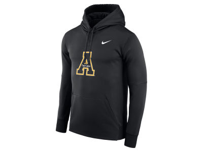Appalachian State Mountaineers Nike NCAA Men's Therma Logo Hoodie