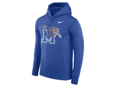 Memphis Tigers Nike NCAA Men's Therma Logo Hoodie
