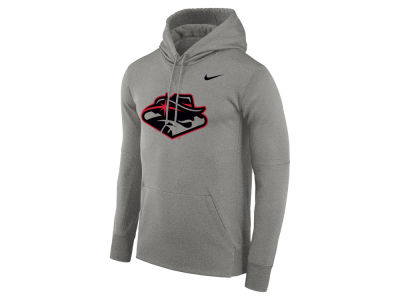 UNLV Runnin Rebels Nike NCAA Men's Therma Logo Hoodie