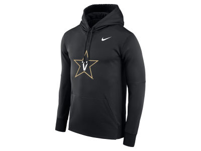 Vanderbilt Commodores Nike NCAA Men's Therma Logo Hoodie