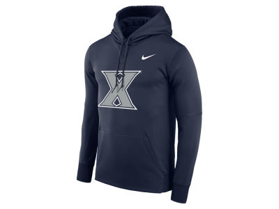 Xavier Musketeers Nike NCAA Men's Therma Logo Hoodie