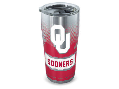 Oklahoma Sooners Tervis 20oz NCAA Knockout Stainless Steel Tumbler