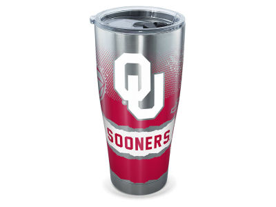 Oklahoma Sooners Tervis 30oz NCAA Knockout Stainless Steel Tumbler