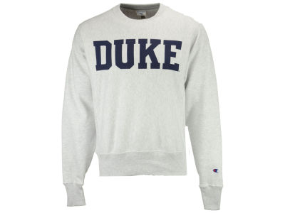 Duke Blue Devils Champion NCAA Men's Reverse Weave Crew Sweatshirt