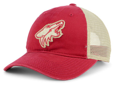 Arizona Coyotes adidas NHL Sun Bleached Slouch Cap