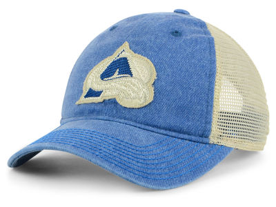 Colorado Avalanche adidas NHL Sun Bleached Slouch Cap