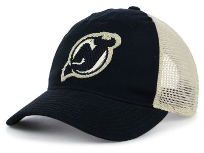 New Jersey Devils adidas NHL Sun Bleached Slouch Cap