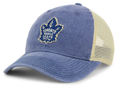 Toronto Maple Leafs adidas NHL Sun Bleached Slouch Cap