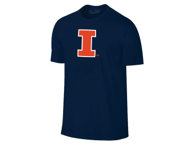 Illinois Fighting Illini NCAA Big Logo T-Shirt