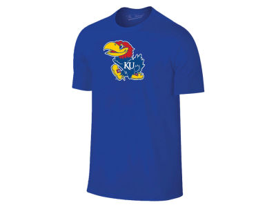 Kansas Jayhawks NCAA Big Logo T-Shirt