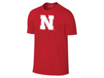 Nebraska Cornhuskers The Victory NCAA Men's Big Logo T-Shirt
