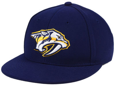 Nashville Predators adidas NHL Basic Fitted Cap