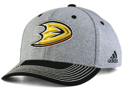 Anaheim Ducks adidas NHL Heather Line Change Cap