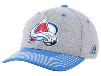 Colorado Avalanche adidas NHL Heather Line Change Cap
