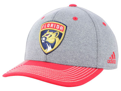 Florida Panthers adidas NHL Heather Line Change Cap